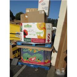 2 Skids of Restaurant Supplies and More