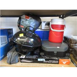 8 Piece Lot of Camping Gear - Store returns