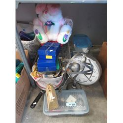 10+ Assorted Household Goods