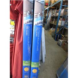 Two 8' x 8' Coolaroo Sun Shades - Store Returns