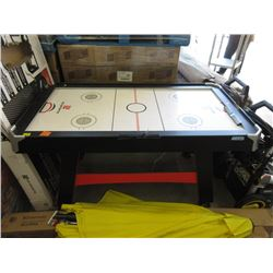 "Two 60"" Air Hockey Tables - Store Returns"
