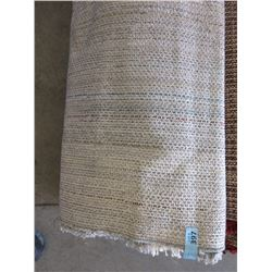 5 Foot x 7 Foot Grey Shag Carpet - Store return
