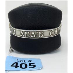 Vintage MO ANAM CARA Sterling Silver Bracelet