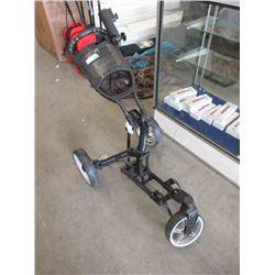 Golf Cart Caddy