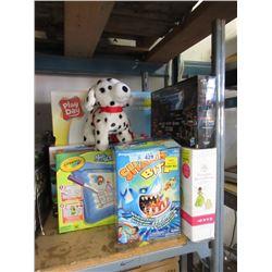 8 Assorted Children's Toys - Store Returns