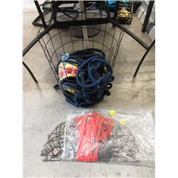 Crab Trap and Garden Hoses - Store Returns