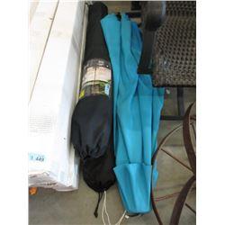 3 Patio Umbrellas - Store Returns
