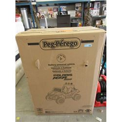 Peg-Perego Battery Powered Jeep - Store Return
