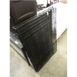 """Large Wire Dog Kennel - 40"""" x 28"""" x 30"""" Tall"""