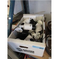 Case of Security Lights - Store Returns