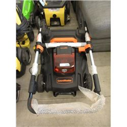 LawnMaster Cordless Lawnmower - No Battery