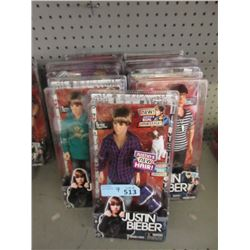 7 New Justin Beiber Action Figures