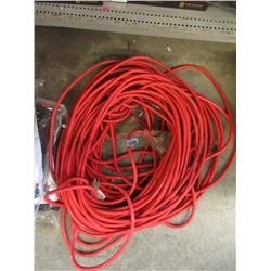 Two 100 Foot Extension Cords
