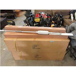 2 Cases of 12 New Metal Pump Handle Mops