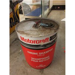 Vintage Ford Motorcraft 20 Litre Can