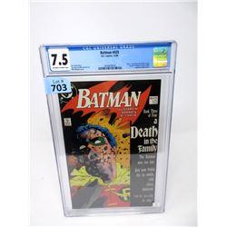 "Graded 1988 ""Batman #428"" DC Comic"