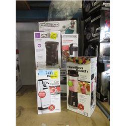 7 Small Kitchen Appliances - Store Return