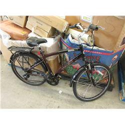 "1 Speed Trek ""Navigator "" Mountain Bike"