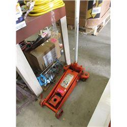 2 1/4 Hydraulic Floor Jack - Model BYD225