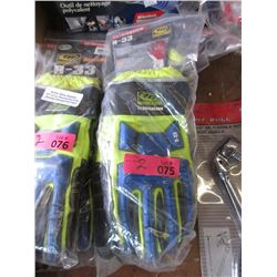 "2 Pairs of Ringers ""Extrication"" Gloves"
