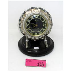 Vintage Majak USSR Desk Clock - Hand Wound