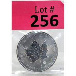 1 Oz. 2016 Canada .9999 Silver Maple Leaf Coin