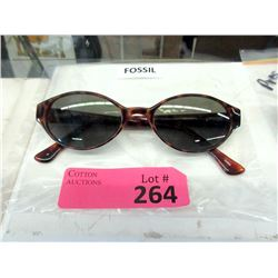 New Fossil Tortoise Shell Sunglasses