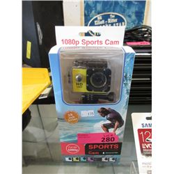 New 1080p Full HD Sports Cam