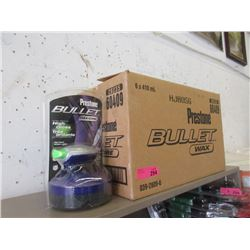 Case of Prestone Bullet Wax