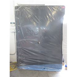 Queen Size Low Profile Box Spring - Store Return