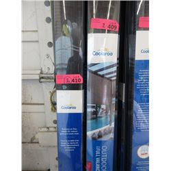 Two 8 Foot x 8 Foot Coolaroo Shades - Store Return