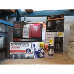 6 Small Kitchen Appliances - Store Return
