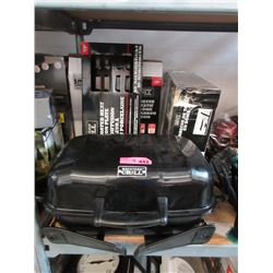 Grill Plate & 3 Portable Barbecues - Store Returns