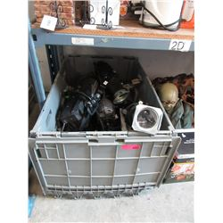 Large Tote of Stage Lights