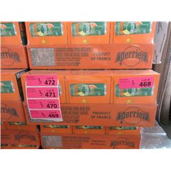 10 Cases-Sparkling Raspberry Lime Carbonated Water