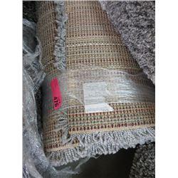 Grey Shag Area Carpet - Store Return