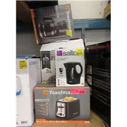 4 Small Kitchen Appliances- Store Returns