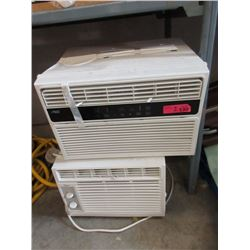 2 Window Mount Air Conditioners - Store Returns