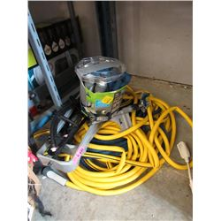 6 Piece Lot of Hoses & Sprinklers - Store Returns
