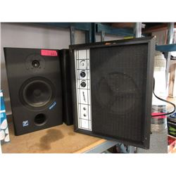 Harmony Amp & 2 Yorkville Speakers