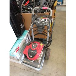 Gas Powered Pressure Washer with Wand