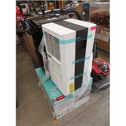 1 Window Mount & 2 Portable Air Conditioners