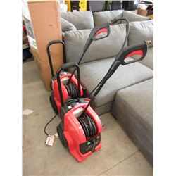 2 Snap On Pressure Washers - Store Returns