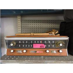Vintage Heathkit Tube AM/FM Tuner (Model AJ-30)