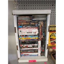 25+ Assorted DVD Movies