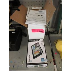 Hall Monitoring Camera & Garmin GPS