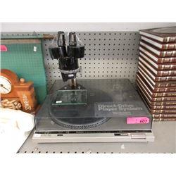 Microscope & Technics Turntable