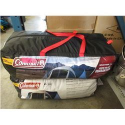 2 Coleman 8 Person Dome Tents - Store Returns