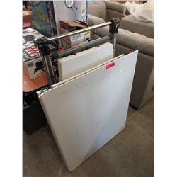 Dryer Rack & 2 Folding Tables - Store Returns