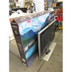 """43"""" Hitachi & 65"""" Vizio TVs - Store Returns"""